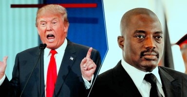 Trump take on Joseph Kabila of DR Congo