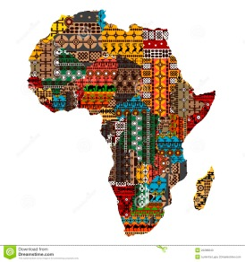 africa-map-countries-made-ethnic-textures-22286843